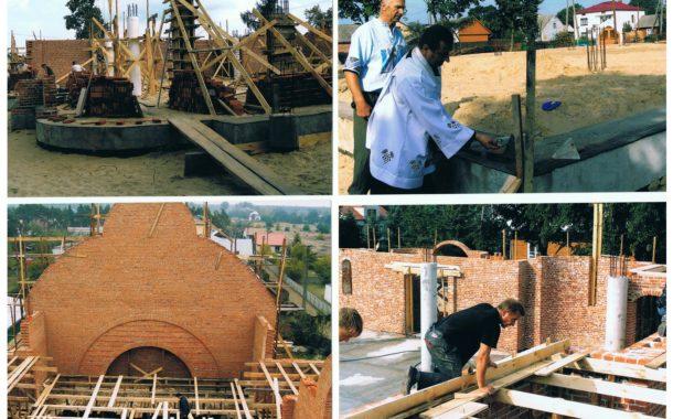"""""""Na budowę kościoła nigdy nie ma łatwych czasów."""""""