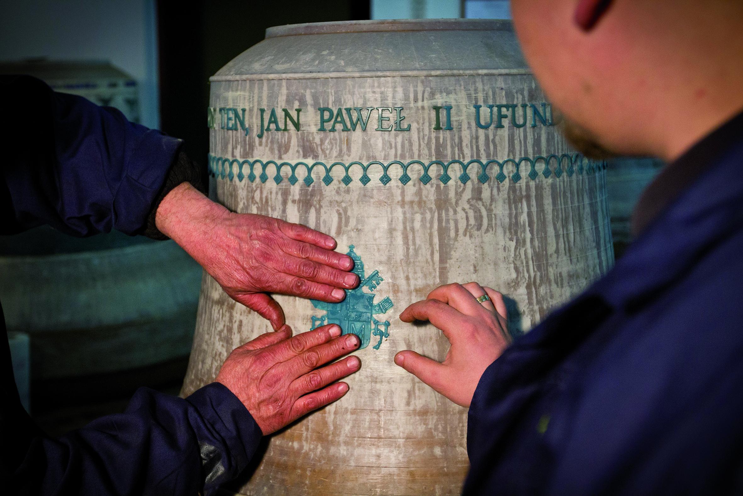 Akustyka dzwonów. Badania nad szablonem dzwonów w Pracowni Ludwisarskiej Jana Felczyńskiego
