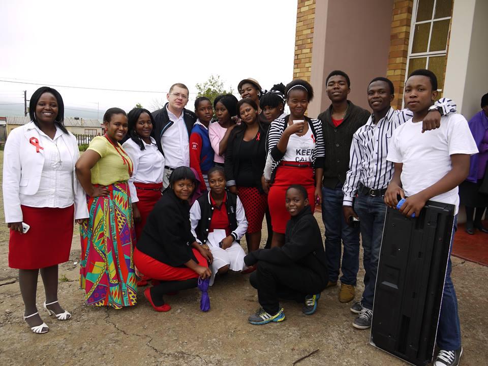 Wywiad z Księdzem Markiem Młynarczykiem, polskim misjonarzem posługującym w Republice Południowej Afryki