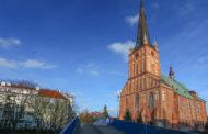 Kotły MCA Pro marki De Dietrich w katedrze pw. św. Jakuba Apostoła w Szczecinie