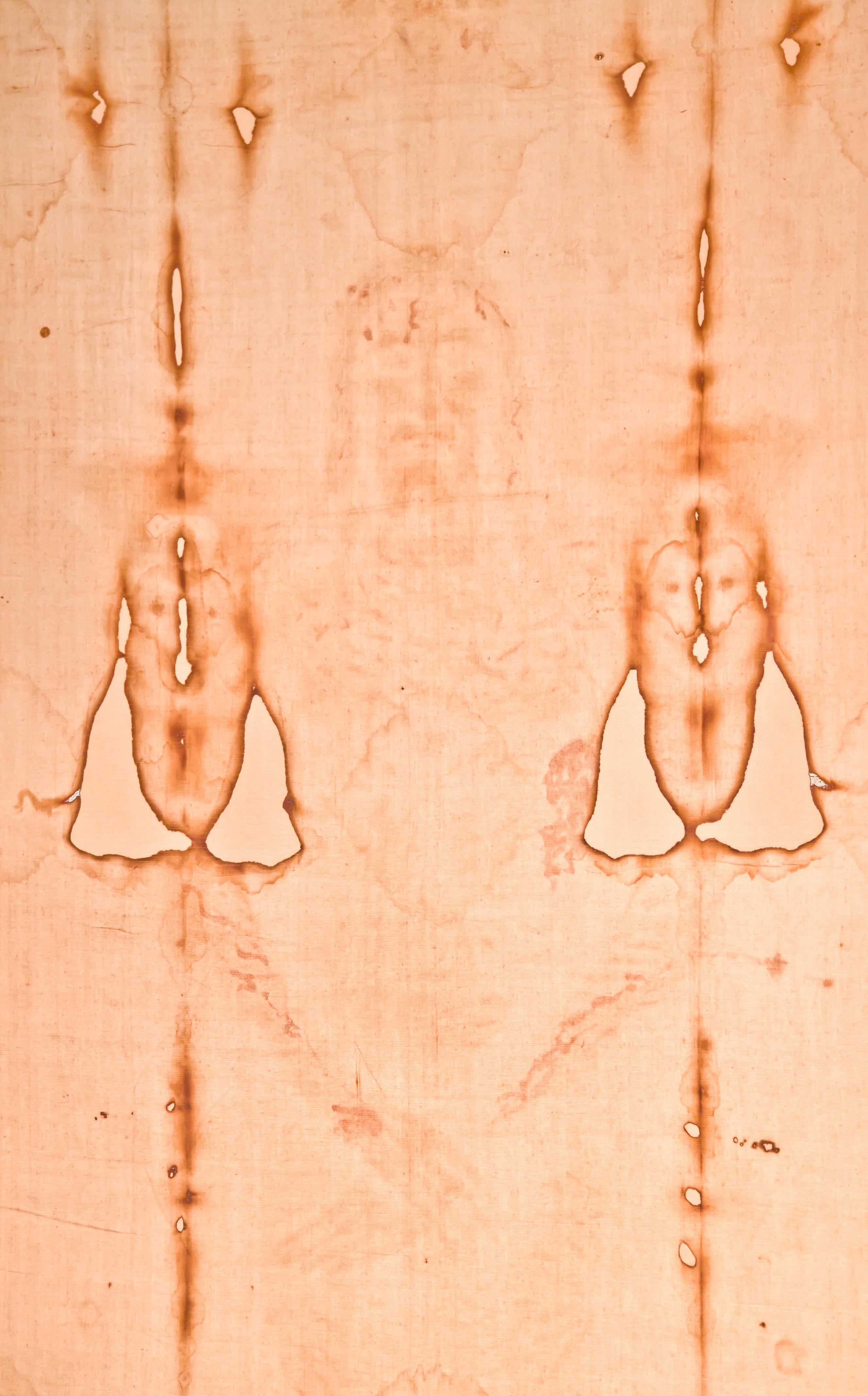 Jedyną możliwą przyczyną zaistnienia obrazów na Całunie było Zmartwychwstanie.